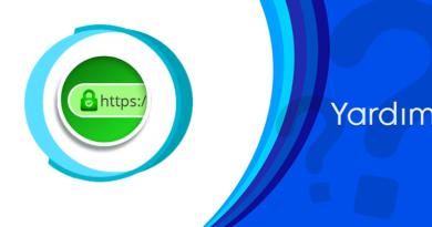 HTTPS Bağlantıları (SSL)
